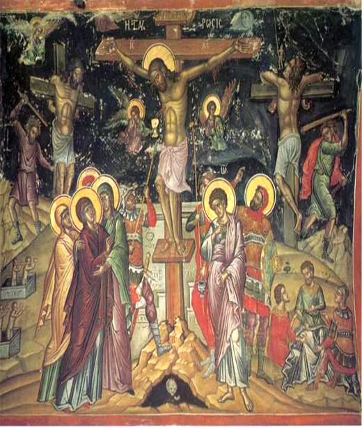 Μεγάλη Παρασκευή, ημέρα πένθους, ημέρα για τους ανθρώπους που σηκώνουν το δικό τους σταυρό…