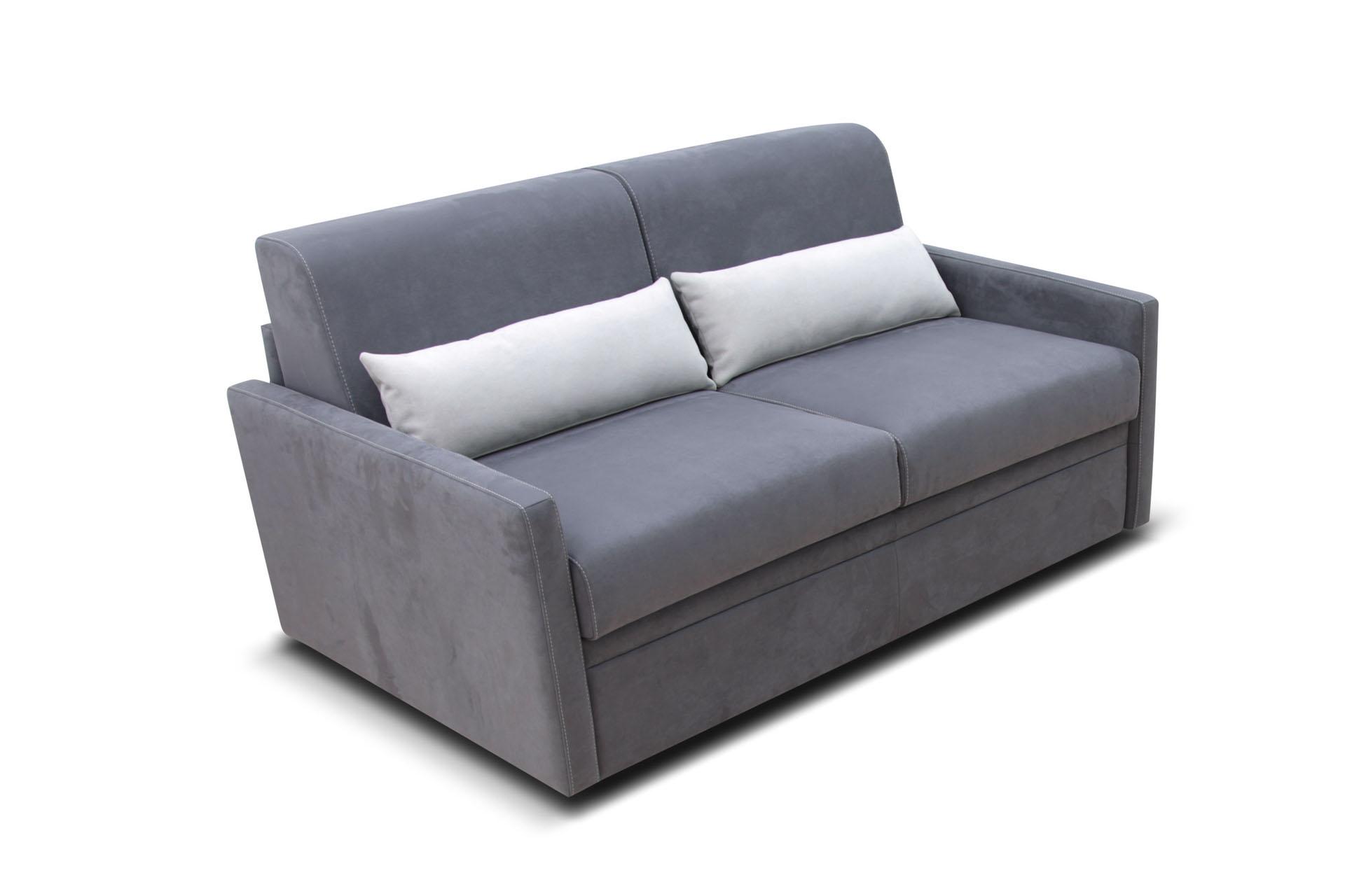 divano letto zaffiro slim - filo rosso divani store