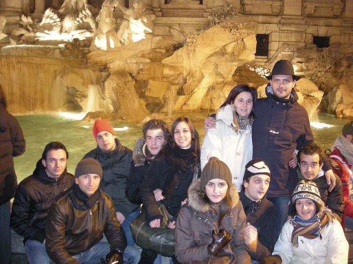 Capodanno Roma 2008 foto Lisa