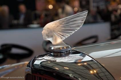 Rétromobile 2015 - Bentley