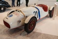 Rétromobile 2015 - Skoda 966 Supersport - 1950