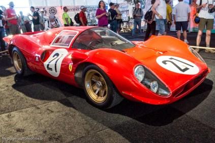 Ferrari P4 - 2ème aux 24 Heures du Mans 1967