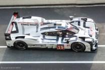 Porsche 919 Hybrid - Vainqueur des 24 Heures du Mans 2015