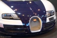 Rétromobile 2016 - Bugatti Veyron