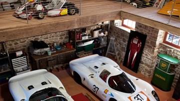 Collection Richard Mille, Porsche 910 et 907