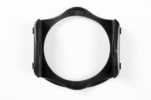 Standaard filterhouder van 84.5 mm.
