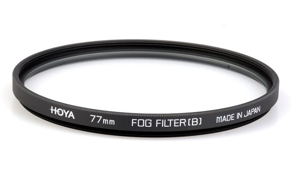 HOYA fog filter.