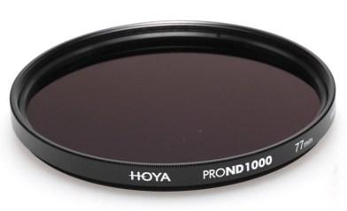 HOYA PROND 1000 (10 stops) grijsfilter.