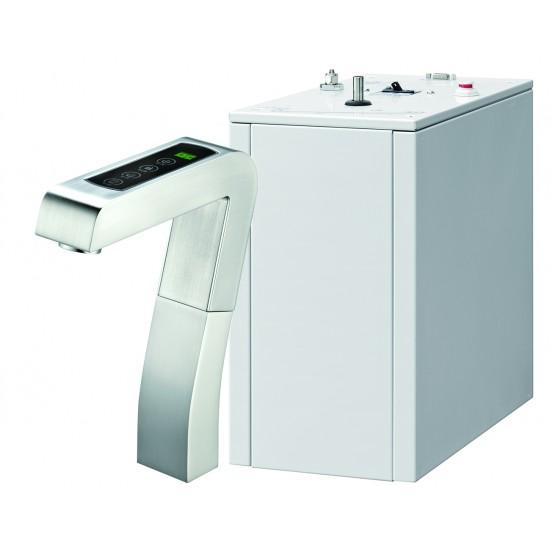 hydrotwist 4l under sink instant hot boiling chilled water dispenser