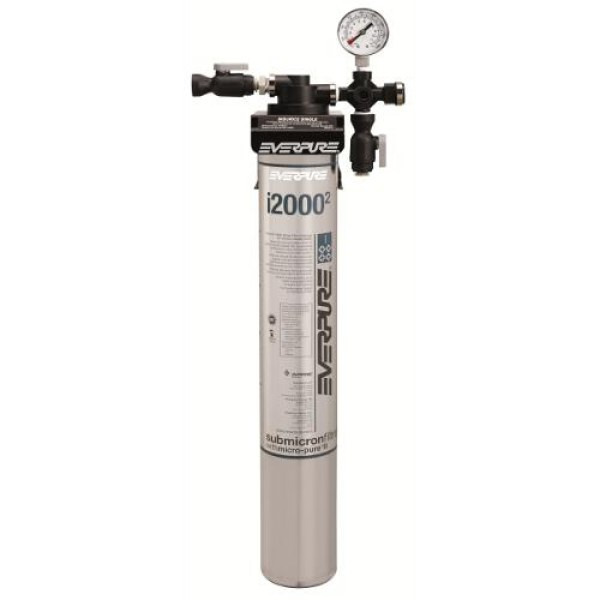 Everpure insurice i2000 2 ev9324 01 filtration system for Everpure filter system