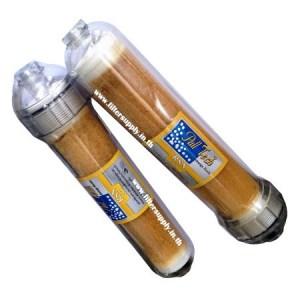 ไส้กรองน้ำ Post Resin Pett ขนาด 12 นิ้ว