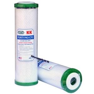 ไส้กรองน้ำ Carbon Block Purity Pro-CTO (KK) ขนาด 10 นิ้ว