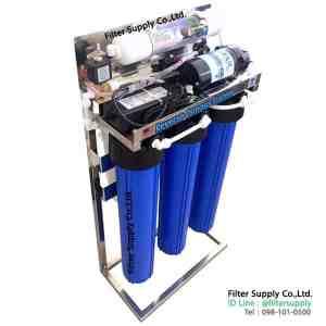 เครื่องกรองน้ำ RO Treatton Reverse Osmosis 5 ขั้นตอน ขนาด 600 GPD