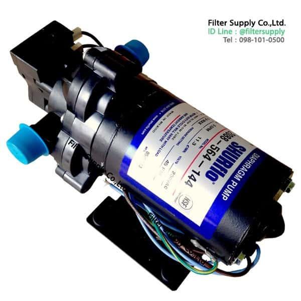 ปั๊มจ่ายน้ำ Delivery Pump ShurFlo 3.0 GPM