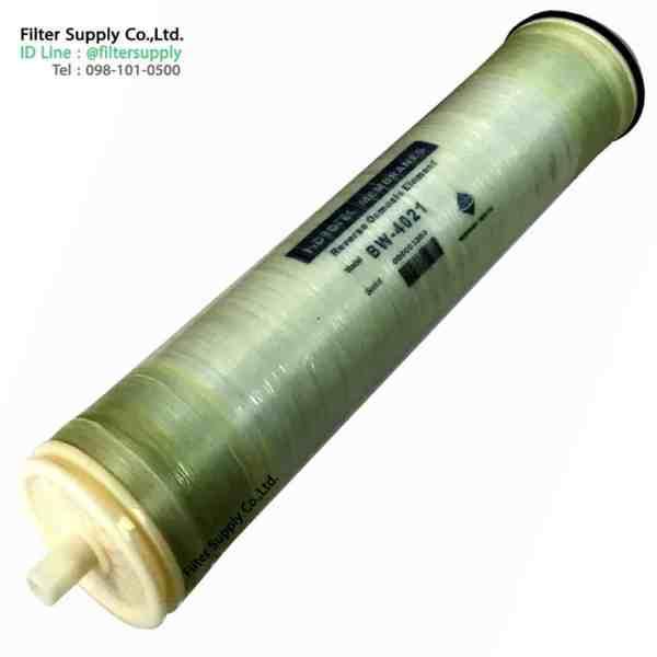 ไส้กรองน้ำอุตสาหกรรม Membranes Hidrotek BW-4021