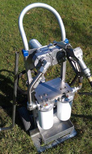 FFC: Carrito de filtración para combustible