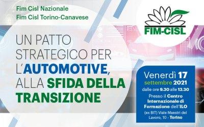 Automotive: transizione ecologica e transizione digitale