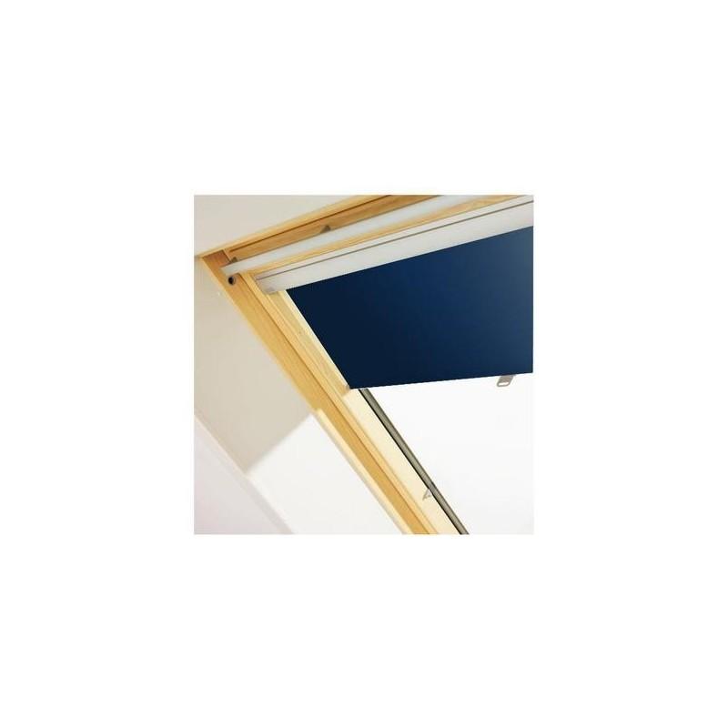 store rideau pour velux rhl m00 300 bleu