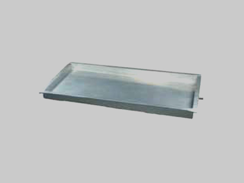 Steel Stainless Drain Pans