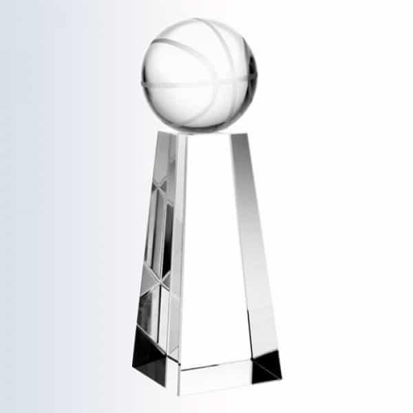 Championship Basketball Trophy