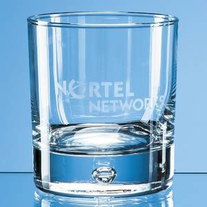 330ml Bubble Base Whisky Tumbler