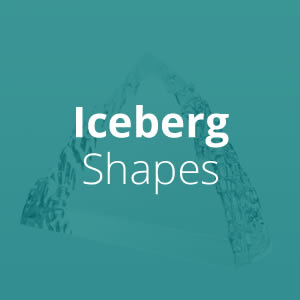 Iceberg Shapes