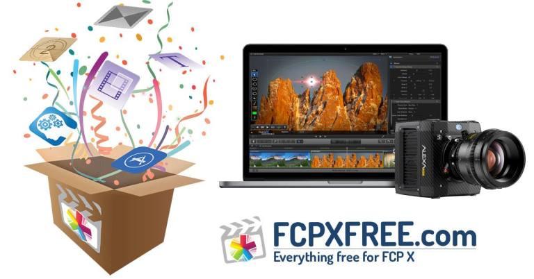 Nueva página de recursos gratuitos para FCPX