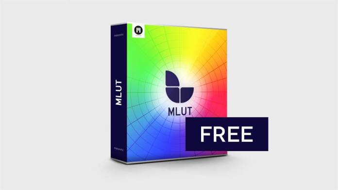 mLUT FREE de MotionVFX