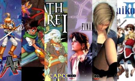 Top RPG PSOne