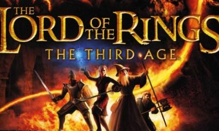 O Senhor dos Anéis A Terceira Era