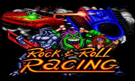 Rock in Roll Racing