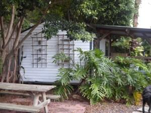 art studio-shed