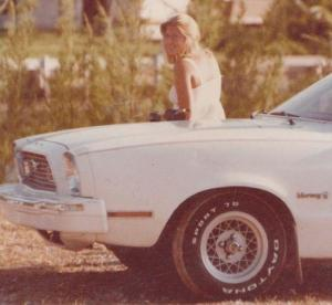 mustang in the 70's