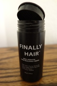 hair building fibers refill