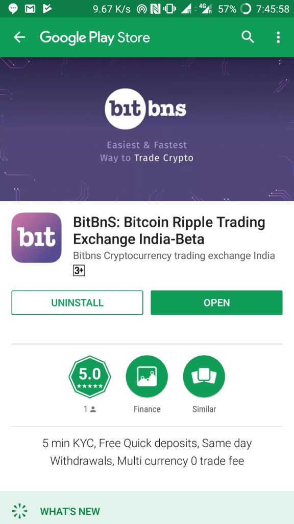 Can Google Wallet Do Cryptocurrency Exchange App Android