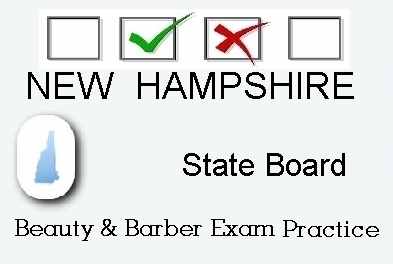 NEW HAMPSHIRE Cosmetology Barber Esthetics State Board