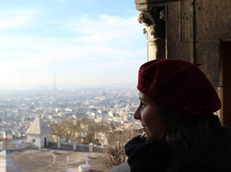 Parigi dal Sacre Coeur