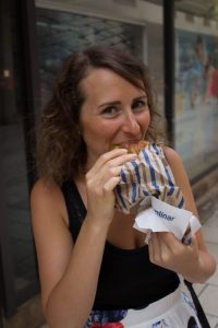 Assaggiando i börek croati