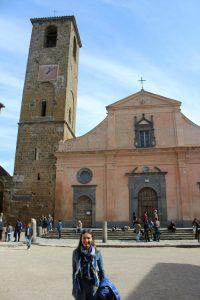 Chiesa romanica di San Donato a Civita di Bagnoregio