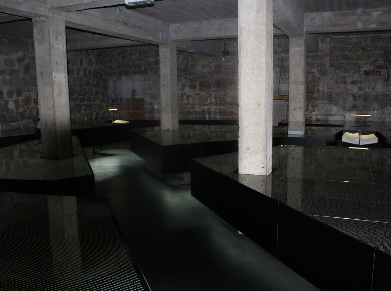 Sala dei Nomi di Mauthausen