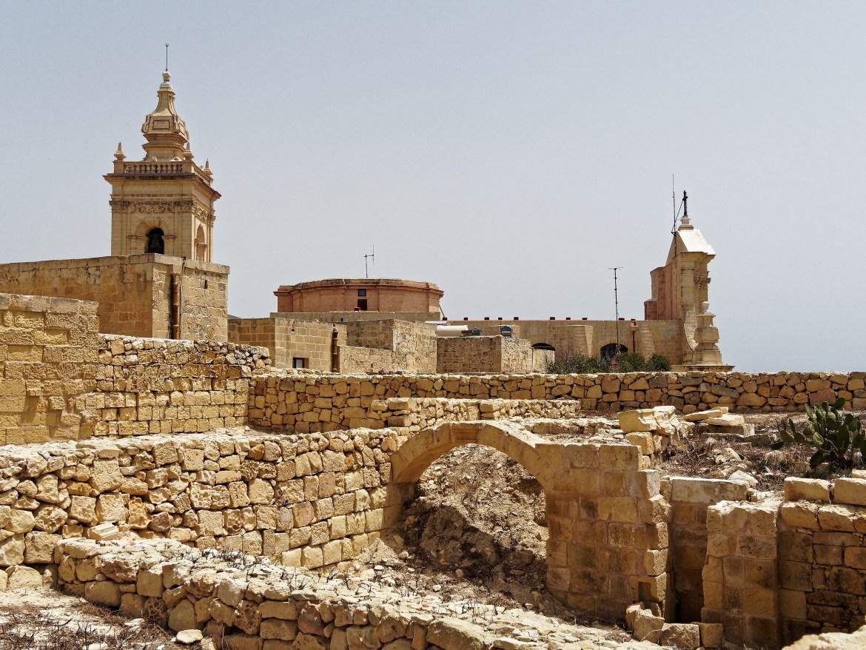 Il-Kastell, Gozo