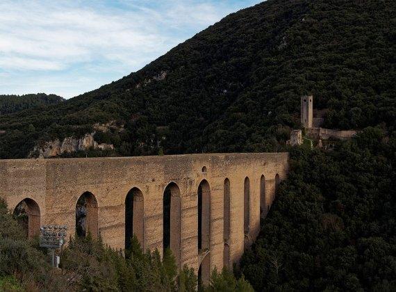 Ponte delle Torri Spoleto