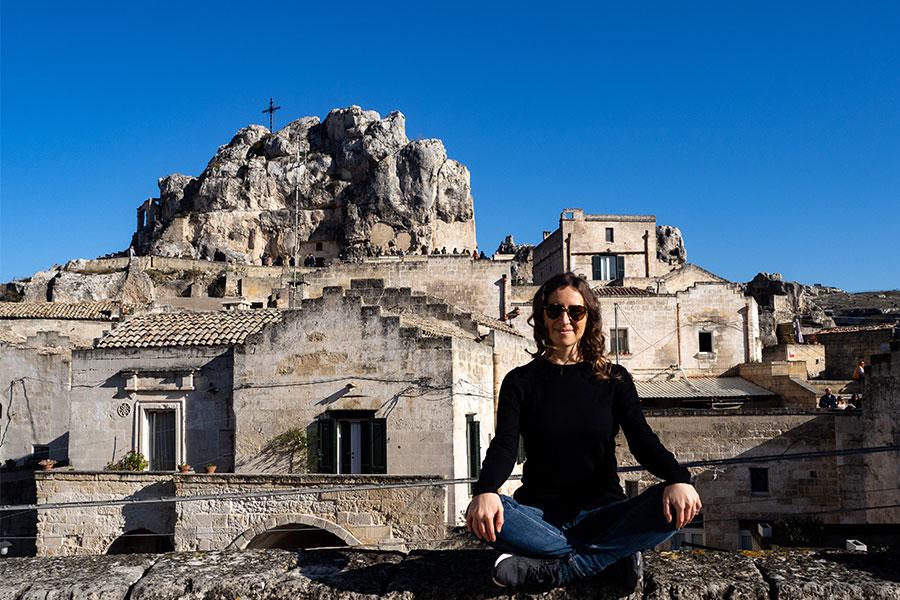 Matera e la Chiesa rupestre di Santa Maria de Idris