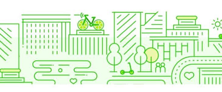 Lime Eletric Scooters – Coupon para desbloqueio gratuito!