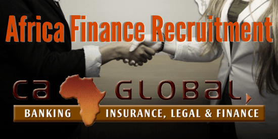 Africa Finance Recruitment