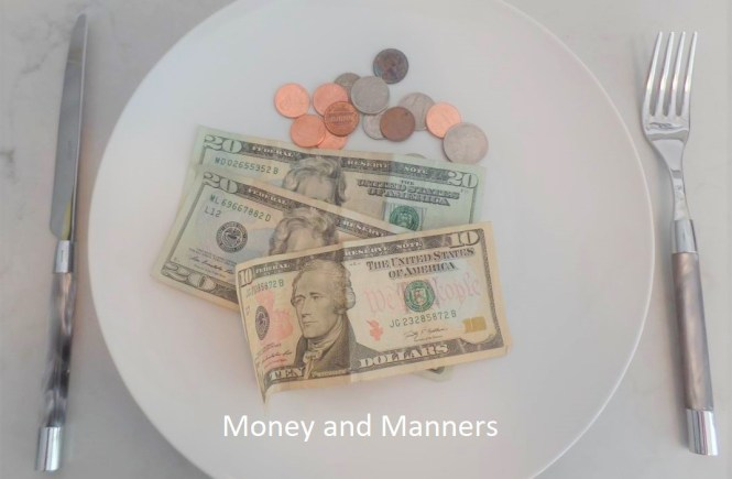 Money manners