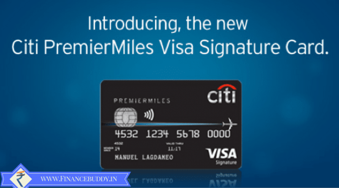 citi bank premier miles credit card review and features