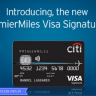 CITI Bank PremierMiles Credit Card