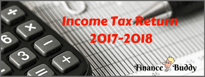 income tax return rules for 2017-18