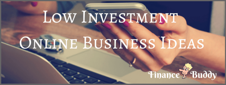 Online Money Making Ideas with low investment